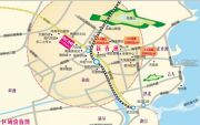 西岸香畔交通图