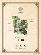 天阳御珑湾5室3厅4卫380平方米户型图