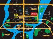 恒大江湾交通图