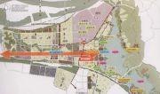 时代花园城交通图