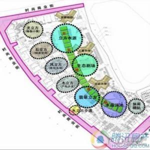 樟木头樟洋绿景规划图