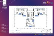 锦荟PARK3室2厅2卫129--143平方米户型图