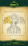 五星国际广场0平方米户型图