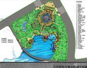 芙蓉山庄规划图