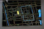 国展中心广场交通图