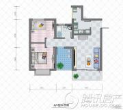 城市魔方0室0厅0卫0平方米户型图