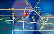 兴盛爱地社区交通图