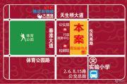 中南锦城规划图