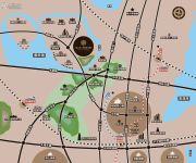 苏州恒大悦珑湾交通图