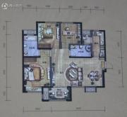 华润二十四城0室0厅0卫0平方米户型图