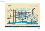 云峰花园交通图