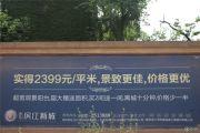 东马・滨江新城外景图