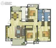 新加坡尚锦城3室2厅2卫117平方米户型图