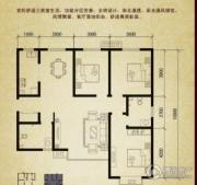 庄辰丽景苑3室2厅2卫0平方米户型图