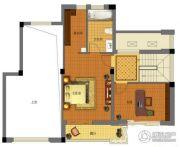 金城华府4室2厅2卫188平方米户型图