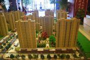 长江国际广场沙盘图