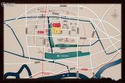 鸿�Z园交通图
