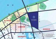 绿地香树花城交通图