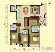 8哩岛3室2厅3卫180平方米户型图