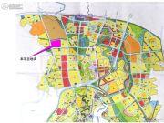 长寿金科阳光小镇规划图