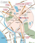 中信南航大厦交通图
