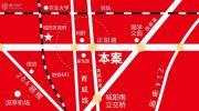 青实口水街交通图