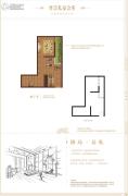碧桂园保利云禧0室1厅0卫0平方米户型图