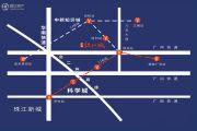 广州绿地城交通图