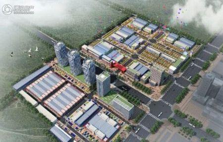 西北国际机械贸易港