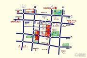 盛世康城四期・鑫园交通图
