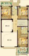 南昌万达城4室3厅5卫229平方米户型图
