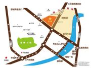 国扬・山语雅景交通图