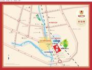 翰林学府交通图