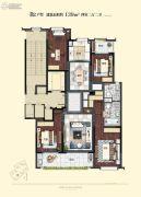 滨江保利・翡翠海岸4室2厅2卫0平方米户型图