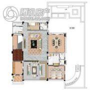 宏润香水湾6室5厅7卫556平方米户型图