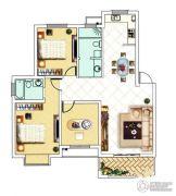 中浪玉泉花苑3室2厅2卫111平方米户型图
