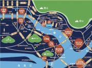 蓝波湾规划图