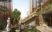 晟宝龙城市花园实景图