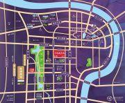 美的翰城交通图