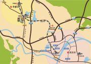 龙腾・福城交通图