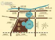旺力城交通图