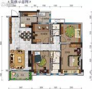 钦州碧桂园5室2厅0卫122平方米户型图