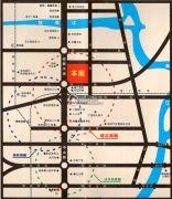 桂林白马服饰城交通图