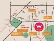 汇龙・万宝国际城交通图
