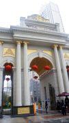 荆州万达广场实景图