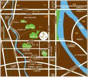 凯城一品交通图