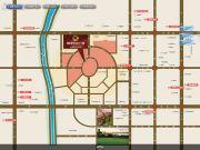 恒丰中央广场交通图