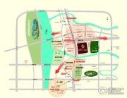 龙湾1号公馆交通图