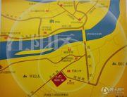 天远广场交通图