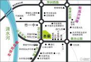 苹果社区交通图